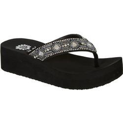 Womens Reecee Flip Flops