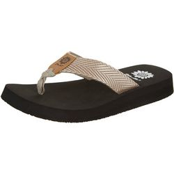 Yellow Box Womens Filipa Flip Flop