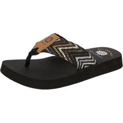Yellow Box Womens Naadiya Fllip Flop