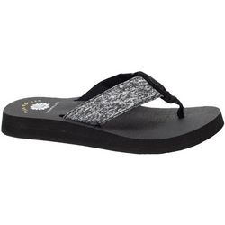 Yellow Box Womens Napper Flip Flops