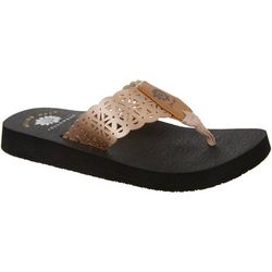 Yellow Box Womens Nicola Flip Flop.
