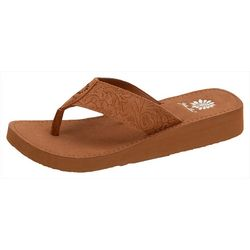 Yellow Box Womens Rinni Flip Flop