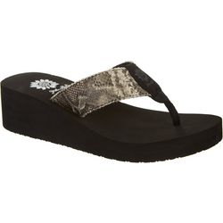 Yellow Box Womens Spree Flip Flop