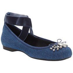 Jessica Simpson Womens Miaha Flats