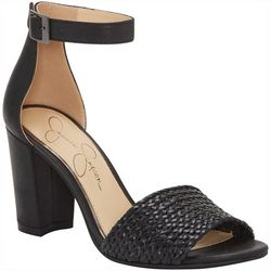 Jessica Simpson Womens Sherron Dress Sandals