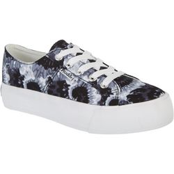 Mudd Womens Beyley Canvas Sneakers