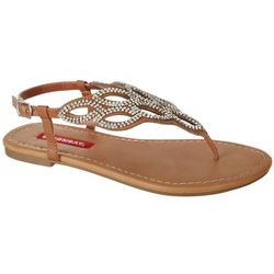 Unionbay Womens Essex Flat Sandals