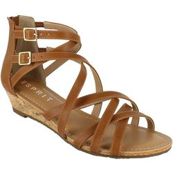 Esprit Women's Colette Strappy Wedge Sandal