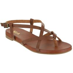Mia Womens Lynn Casual Sandals