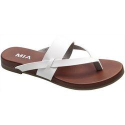 Mia Womens Mariahh Sandals