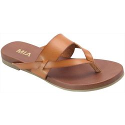 Mia Womens Mariahh Sandals