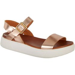 Mia Womens Abby Platform Sandal