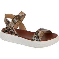Mia Womens Melvina Platform Sandal
