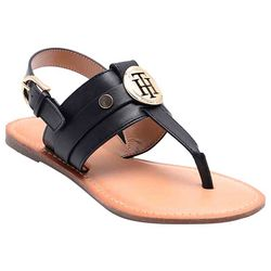 Tommy Hilfiger Womens Lychee Sandals