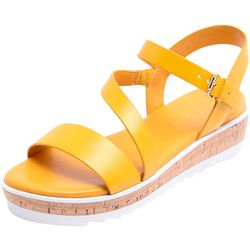 Marc Fisher Womens Grandie Sandals