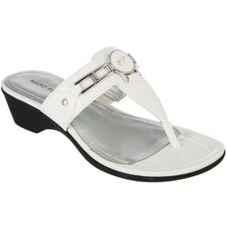 Marc Fisher Womens Amina Sandals