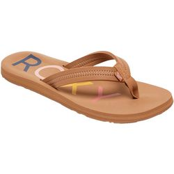 Roxy Womens Vista III Flip Flops