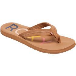 Womens Vista III Flip Flops