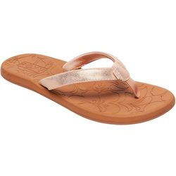 Roxy Womens Vickie Flip Flops
