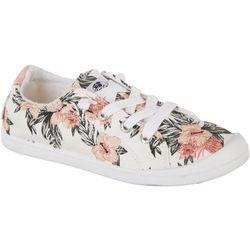 Roxy Womens Bayshore III Casual Canvas Shoes