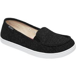 Roxy Womens Minnow VI Casual Flats