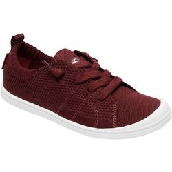 Womens Bayshore Knit Sneakers