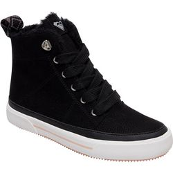 Roxy Womens Ivan High Top Sneakers