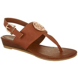 Daisy Fuentes Womens Graham Sandals