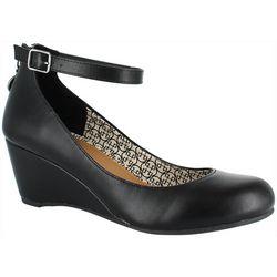 Daisy Fuentes Womens Tessa Wedge Shoes