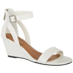 Daisy Fuentes Womens Ivy Wedge Sandals