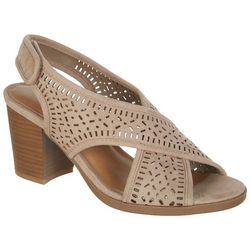 Dept 222 Womens Adriana Open Dress Sandals