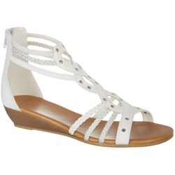 Dept 222 Womens Josie Wedge Sandals