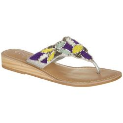 Coconuts Womens Sayulita Thong Sandals
