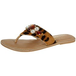 Coconuts Womens Bambam Thong Sandals