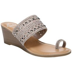Fergalicious Womens Cindy Sandals