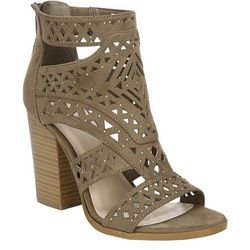 Fergalicious Womens Vellum Detailed Sandal