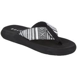 Womens Spotlight2 Aloe Flip Flops