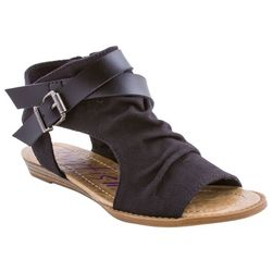 Blowfish Womens Balla Flat Shoes
