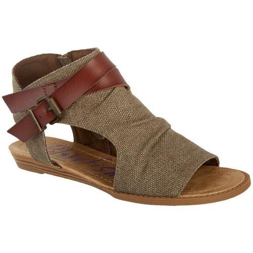 7f33c8c66fc Blowfish Womens Balla Flat Shoes