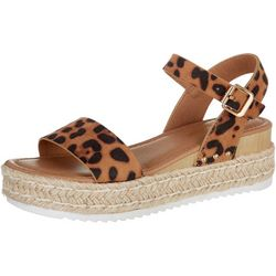 Cushionaire Womens Maya Sandals
