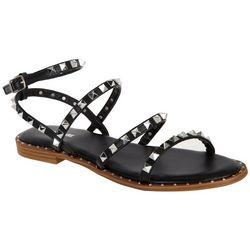 Cushionaire Womens Tessie Sandals