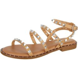 Cushionaire Womens Tessie Sandals