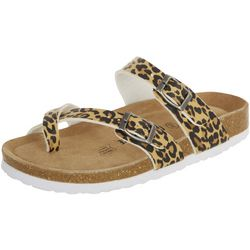 Cushionaire Womens Lenore Sandals
