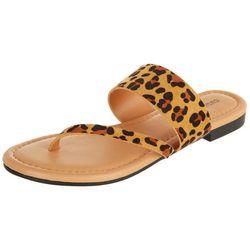 Cushionaire Womens Quiche Sandals