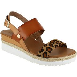 Zigi Soho Womens Idalia Wedge Sandals