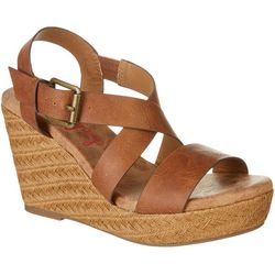 Jellypop Womens Tahoe Casual Wedge Sandals