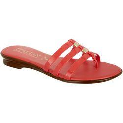 Italian Shoemakers Womens Deflect Sandals