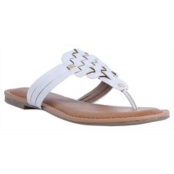 Report Womens Ginger Thong Sandals