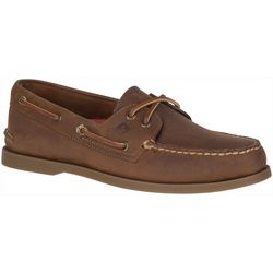 Sperry Mens A/O 2 Eye Boat Shoes