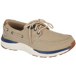 Skechers Mens Sentinal Hagman Relaxed Fit Boat Shoes